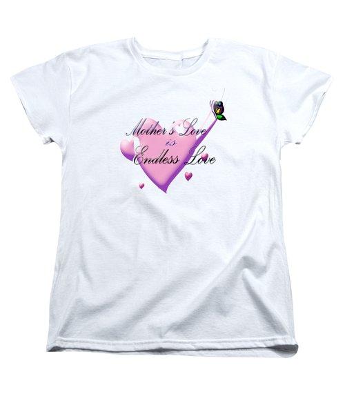 Mother's Love Women's T-Shirt (Standard Cut)