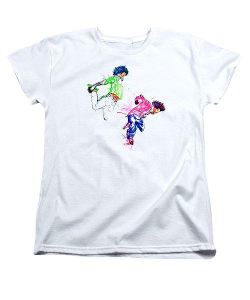 Move It Women's T-Shirt (Standard Cut) by Howard Barry