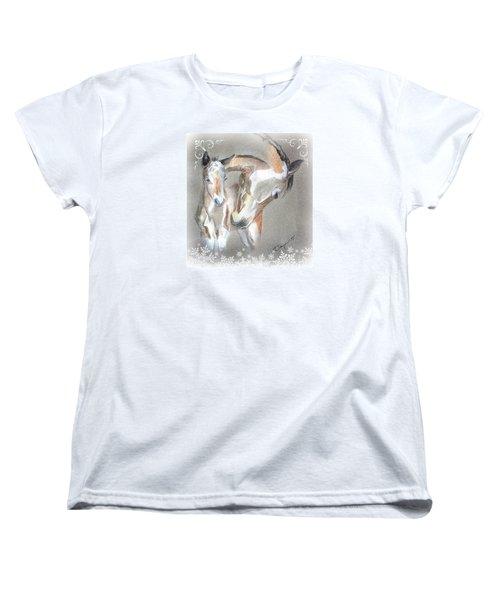 Mummy Christmas Women's T-Shirt (Standard Cut)