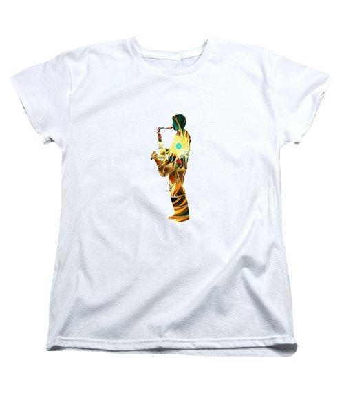 Music - From The Heart Women's T-Shirt (Standard Cut)