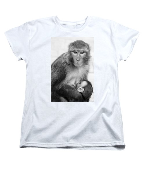 My Baby Women's T-Shirt (Standard Cut) by James David Phenicie