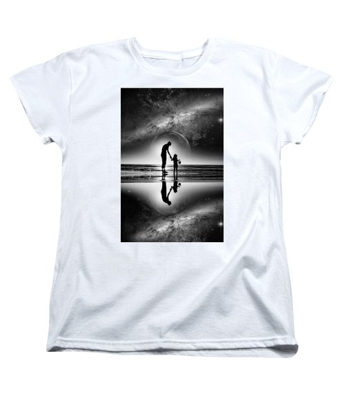My Future Women's T-Shirt (Standard Cut) by Kevin Cable