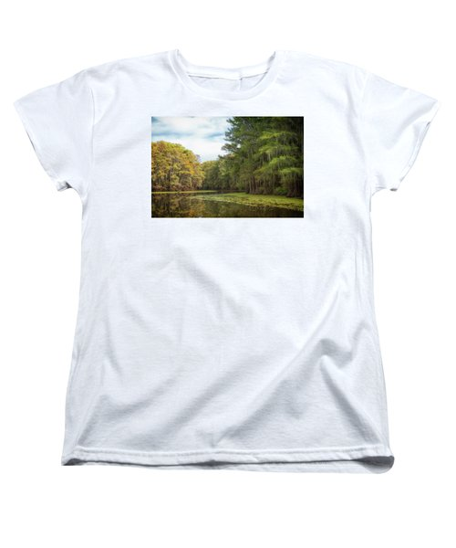 Mystic River Women's T-Shirt (Standard Cut)
