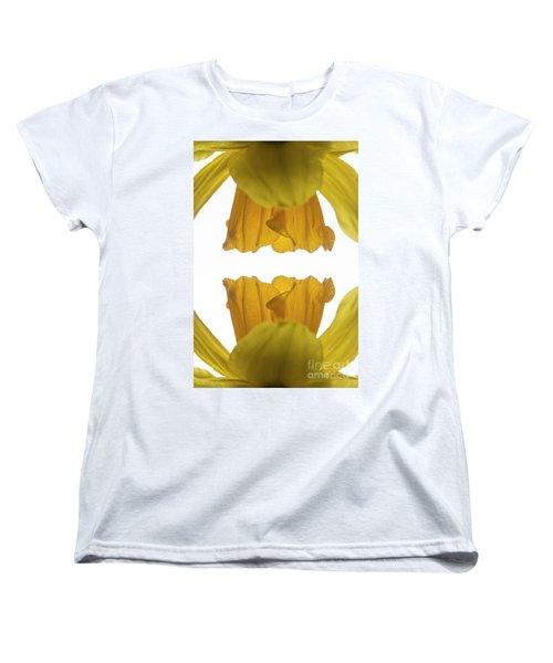Narcissus Women's T-Shirt (Standard Cut) by Ana Mireles