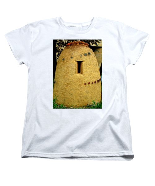 National Museum Of The American Indian 4 Women's T-Shirt (Standard Cut) by Randall Weidner