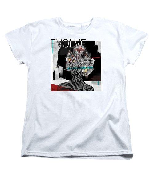 Nature Is God Women's T-Shirt (Standard Cut)
