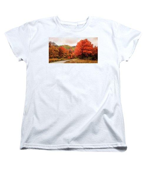 Nature's Palette Women's T-Shirt (Standard Cut)