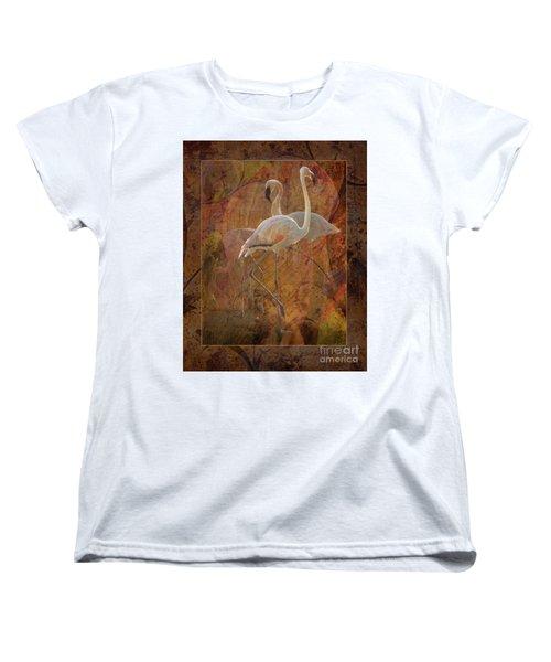 New Upload Women's T-Shirt (Standard Cut) by Melinda Hughes-Berland