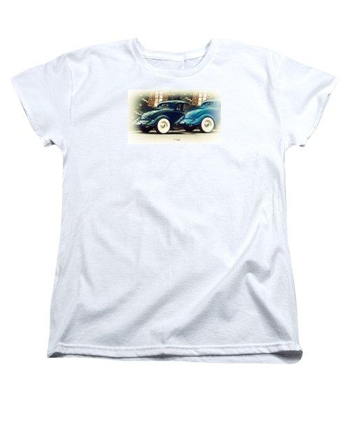 Nice Wheels Women's T-Shirt (Standard Cut)