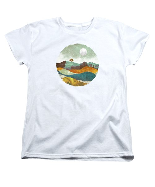 Night Fog Women's T-Shirt (Standard Fit)