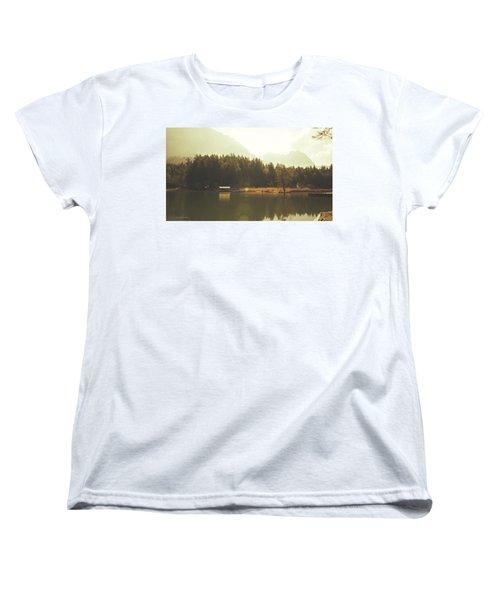 No Ceiling Women's T-Shirt (Standard Cut) by Cesare Bargiggia