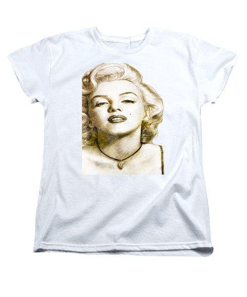 Norma Jean Women's T-Shirt (Standard Cut) by Yanni Theodorou