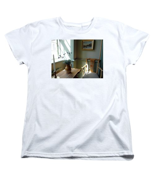 Norwegian Interior #2 Women's T-Shirt (Standard Cut) by Susan Lafleur