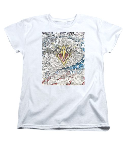 Nowhere To Hide Women's T-Shirt (Standard Cut) by Scott and Dixie Wiley