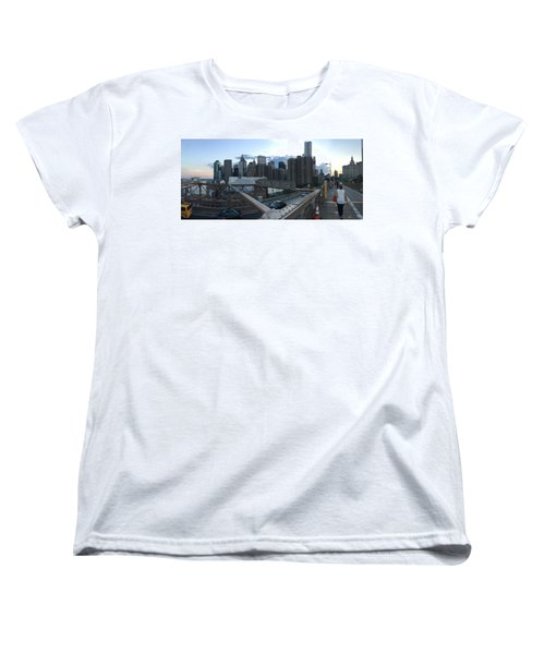 NYC Women's T-Shirt (Standard Cut)