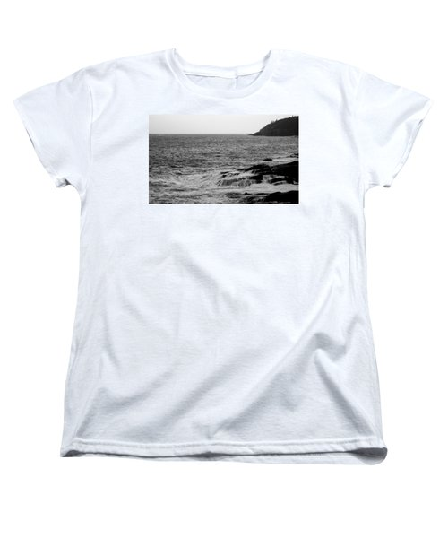 Ocean Drive Women's T-Shirt (Standard Cut) by Greg DeBeck