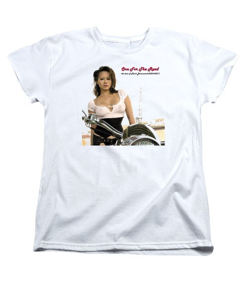 One For The Road Women's T-Shirt (Standard Cut)