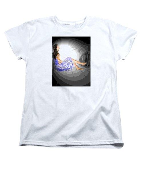 One Sided Dreams Women's T-Shirt (Standard Cut)