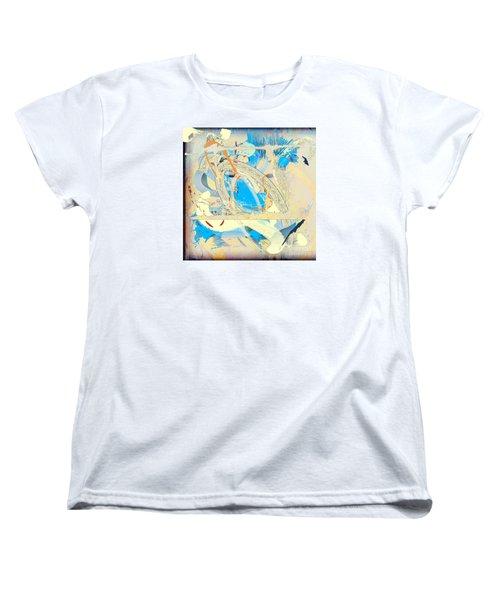 Only In A Dream Women's T-Shirt (Standard Cut) by Gabrielle Schertz