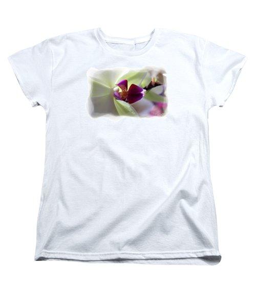Orchid 2 Women's T-Shirt (Standard Cut) by David Bearden