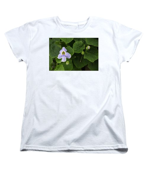 Orchids  Women's T-Shirt (Standard Cut) by Jingjits Photography
