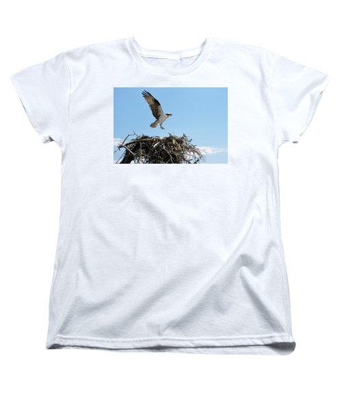 Osprey Women's T-Shirt (Standard Cut)