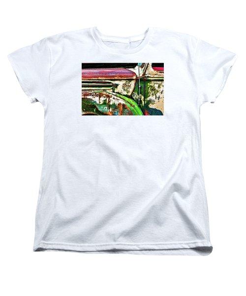 Out Of Warrantee Women's T-Shirt (Standard Cut) by Jeffrey Jensen