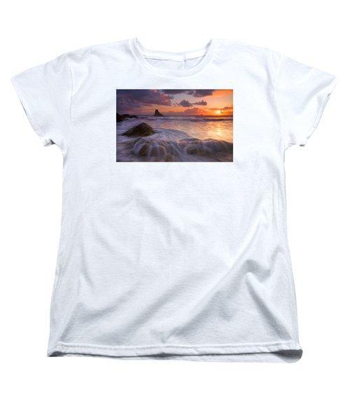 Overcome Women's T-Shirt (Standard Cut)