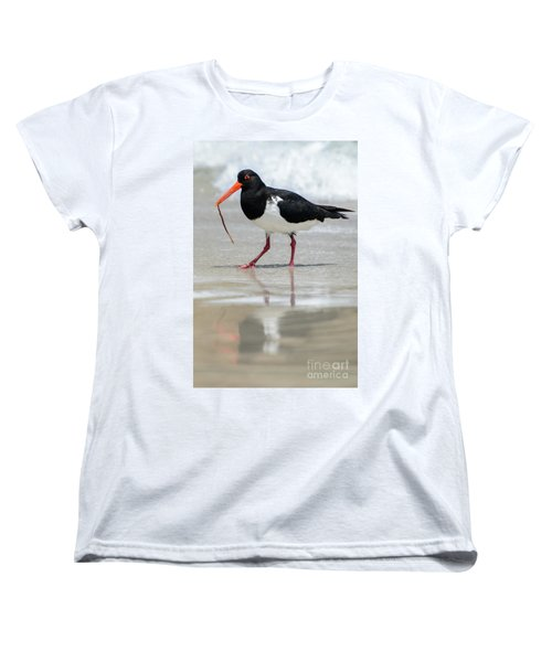 Oystercatcher 03 Women's T-Shirt (Standard Cut)