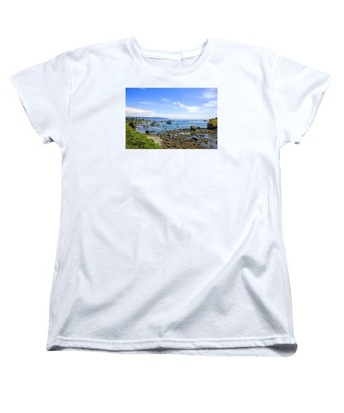 Pacific Northwest Women's T-Shirt (Standard Cut) by Chris Smith