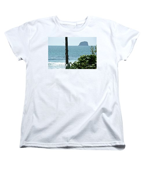 Women's T-Shirt (Standard Cut) featuring the photograph Pacific Ocean by Yurix Sardinelly