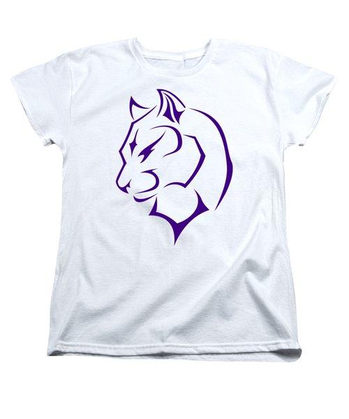 Panther Women's T-Shirt (Standard Cut)