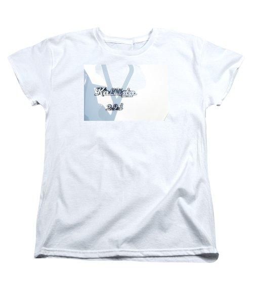 Panther Kallista Women's T-Shirt (Standard Cut) by Theresa Tahara