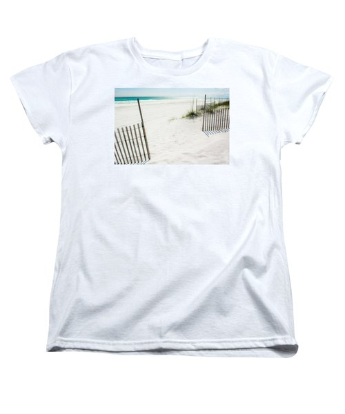 Paradise Scenery Women's T-Shirt (Standard Cut) by Shelby  Young