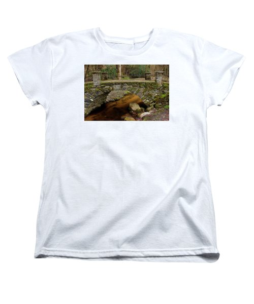 Women's T-Shirt (Standard Cut) featuring the photograph Passing Over Many Years by Mike Eingle