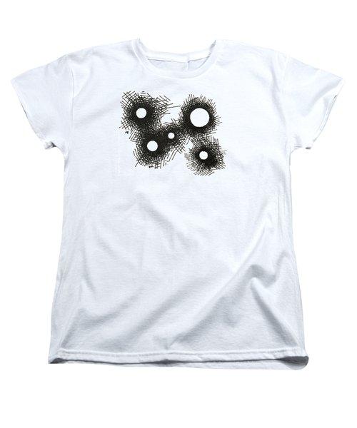 Patterns 1 2015 - Aceo Women's T-Shirt (Standard Cut) by Joseph A Langley