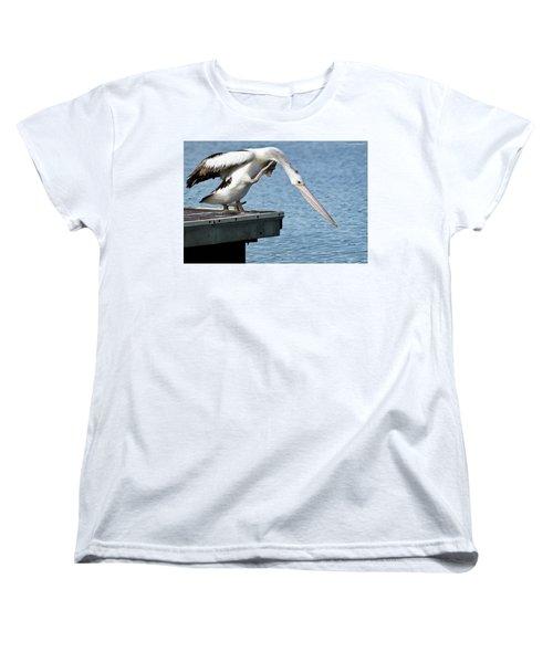 Pelican Beauty 66633 Women's T-Shirt (Standard Cut) by Kevin Chippindall