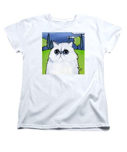 Persian Women's T-Shirt (Standard Cut) by Leanne Wilkes