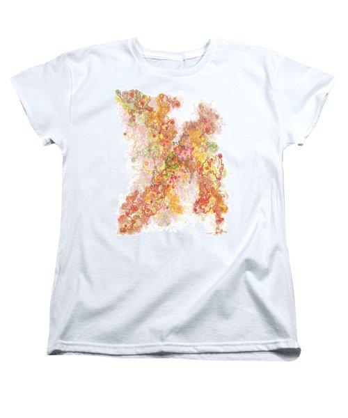 Phase Transition Women's T-Shirt (Standard Cut) by Regina Valluzzi