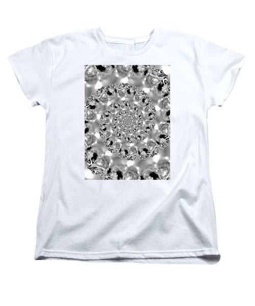Phone Case Women's T-Shirt (Standard Cut) by Debra     Vatalaro