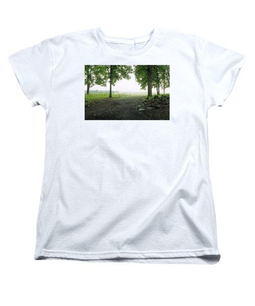 Pickett's Charge Women's T-Shirt (Standard Cut)