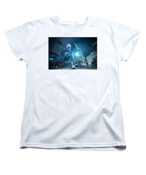 Women's T-Shirt (Standard Cut) featuring the photograph Pics By Nick by Nicholas Grunas