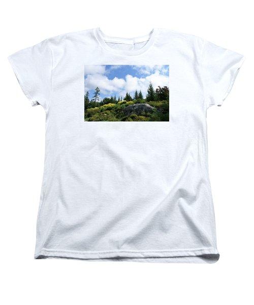 Pines At The Top Women's T-Shirt (Standard Cut)