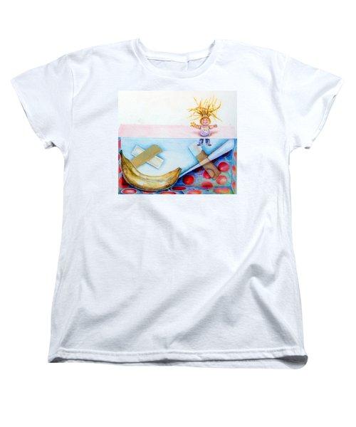Play Day Women's T-Shirt (Standard Cut) by Linda Shackelford
