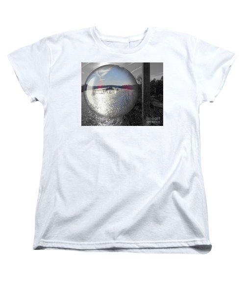 Point Of View Women's T-Shirt (Standard Cut) by Melissa Messick