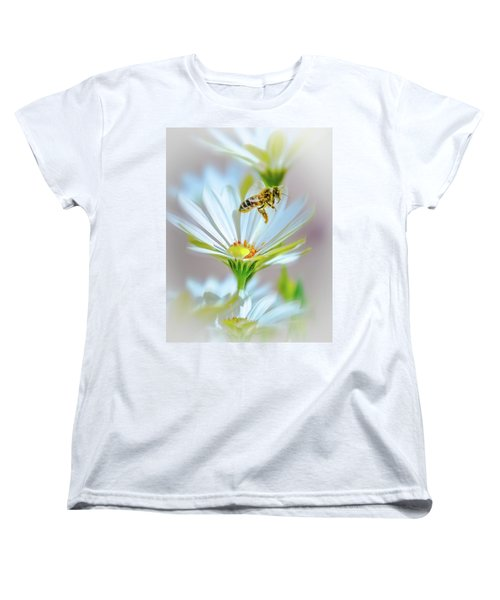 Pollinator Women's T-Shirt (Standard Cut) by Mark Dunton