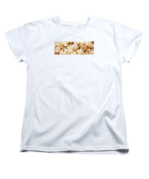 Popcorn 2 Women's T-Shirt (Standard Cut) by Martin Cline