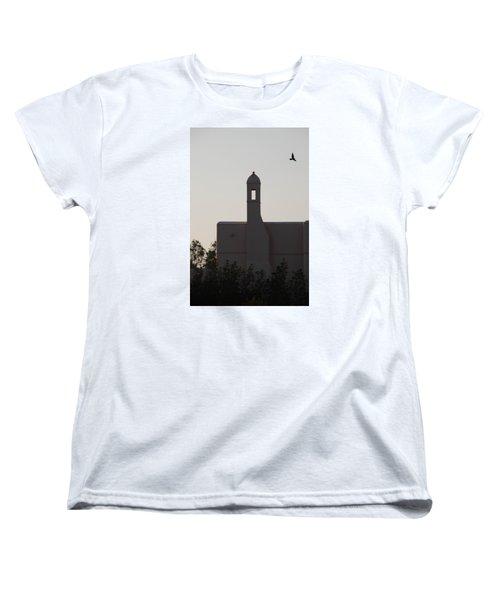 Prayer Flight Women's T-Shirt (Standard Cut) by Jez C Self