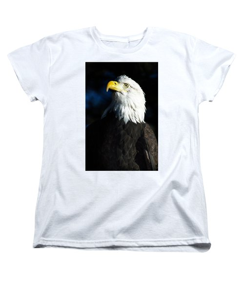 Women's T-Shirt (Standard Cut) featuring the photograph Pride And Power by Kristal Kraft