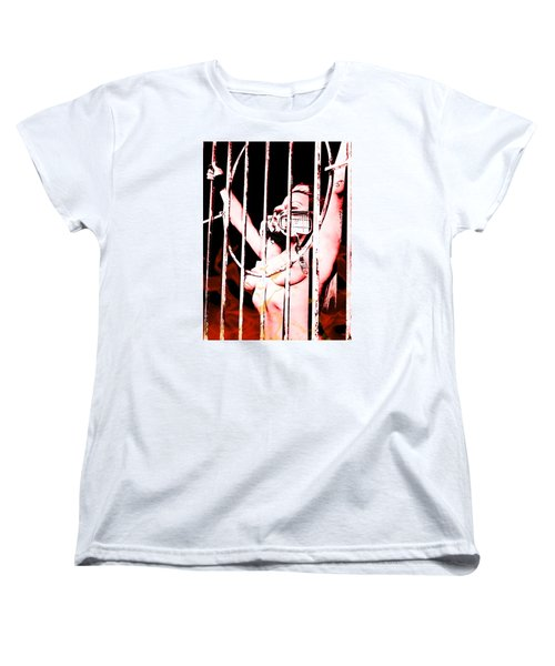 Prisoner Women's T-Shirt (Standard Cut) by Tbone Oliver